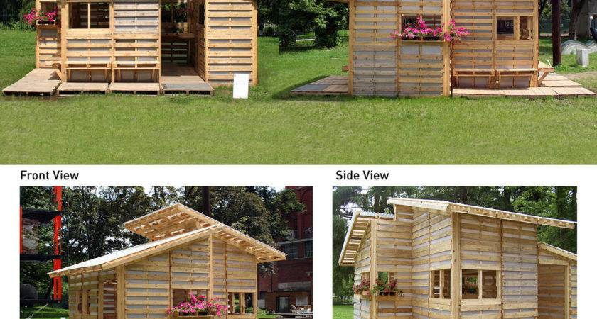 Pallet House Project Aids