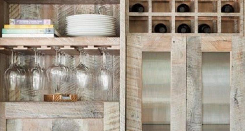 Pallet Kitchen Furniture Design Pallets Designs