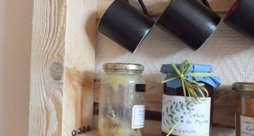 Pallet Kitchen Furniture Diy Projects