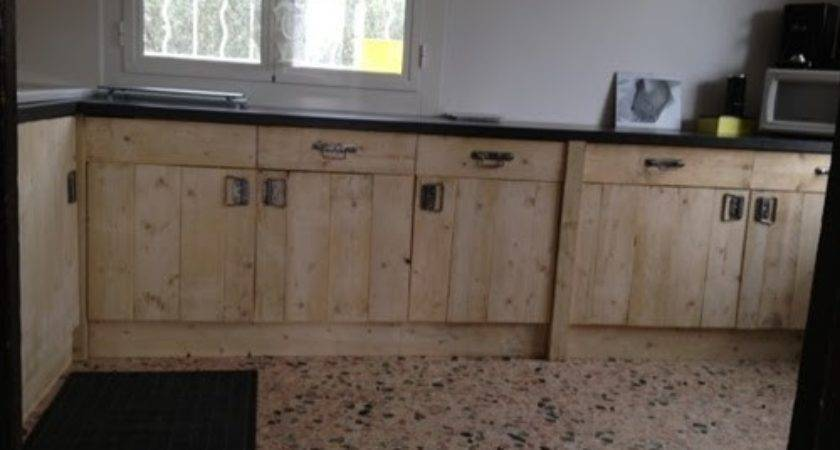 Pallet Kitchen Furniture Diy Projects