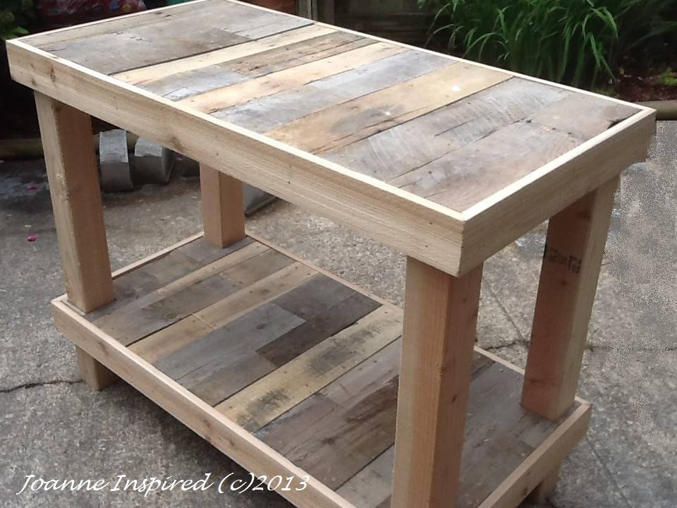 17 How To Make A Kitchen Table Out Of Pallets Ideas - Get ...