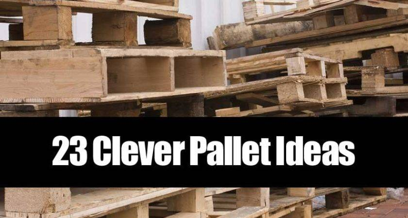 Pallet Projects Home Garden