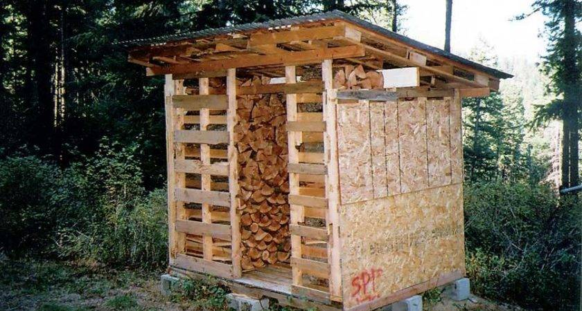 Pallet Shed Construction Pdf Build Wooden