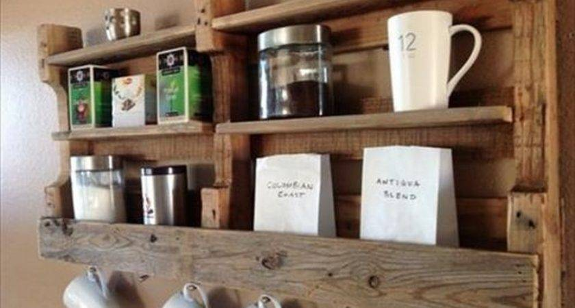 Pallet Shelves Ideas Idea