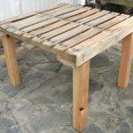 Pallet Tables Interior Home Design Decorating