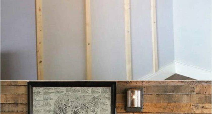 Pallet Wall Diy Your Self
