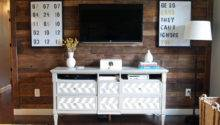 Pallet Wall Via Cape Blog