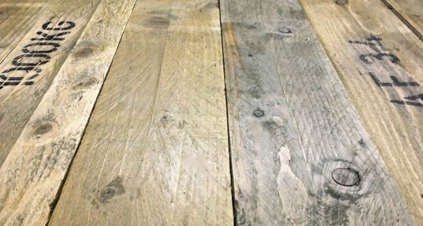 Pallet Wood Flooring Lawsons Traditional Timber