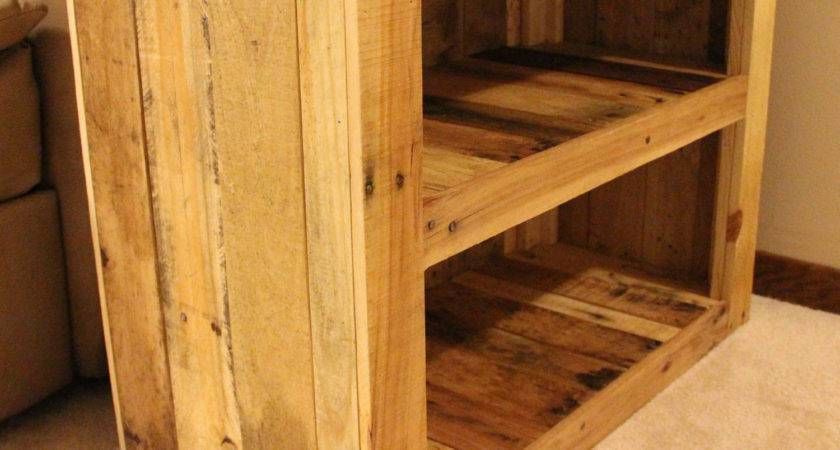 Pallet Wood Furniture Plans