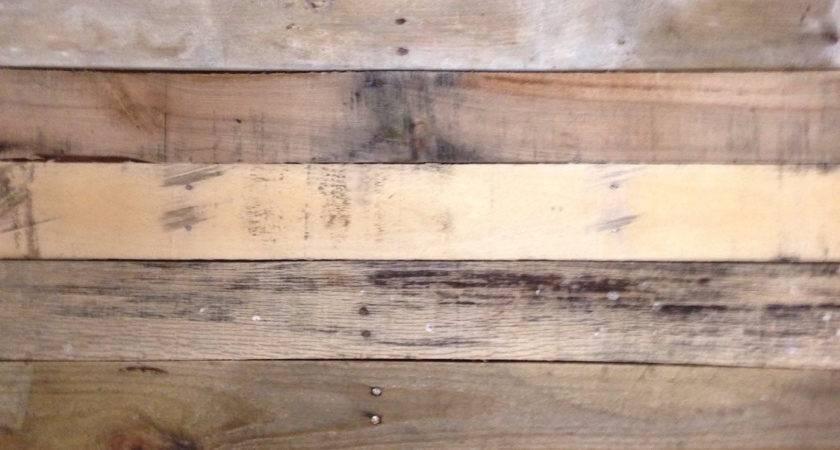 Pallet Wood Planks Boards Blank