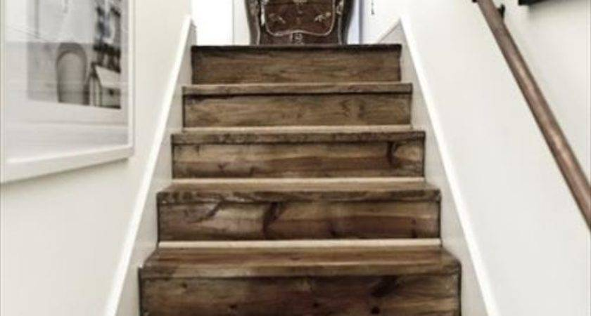 Pallet Wood Stairs Design Pallets Designs