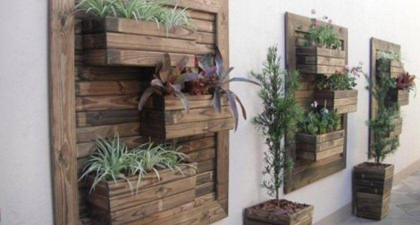 Pallets Made Decoration Ideas Pallet Recycled