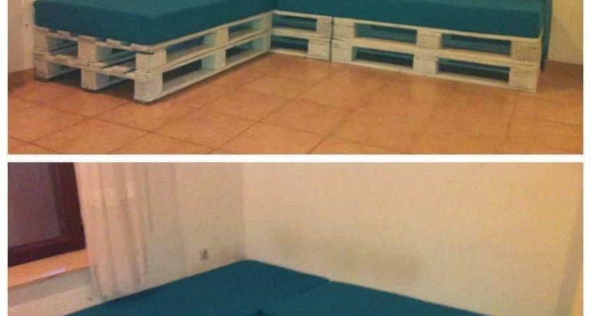 Pallets Sofa