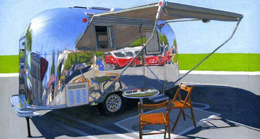 Palm Springs Airstream Limited Edition Archival