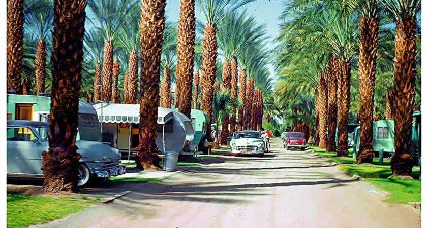Palm Springs Buckley Trailer Park Happy