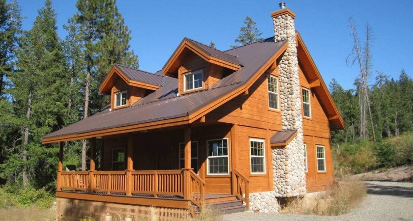 Pan Abode Cedar Homes Custom Cabin Kits