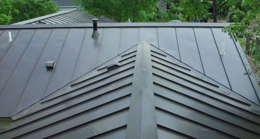 Panel Metal Roof Ridge Vent