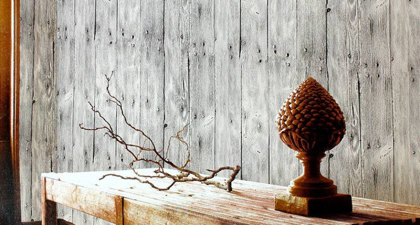 Papel Parede Wood Wall Paper Vintage Chinese Style