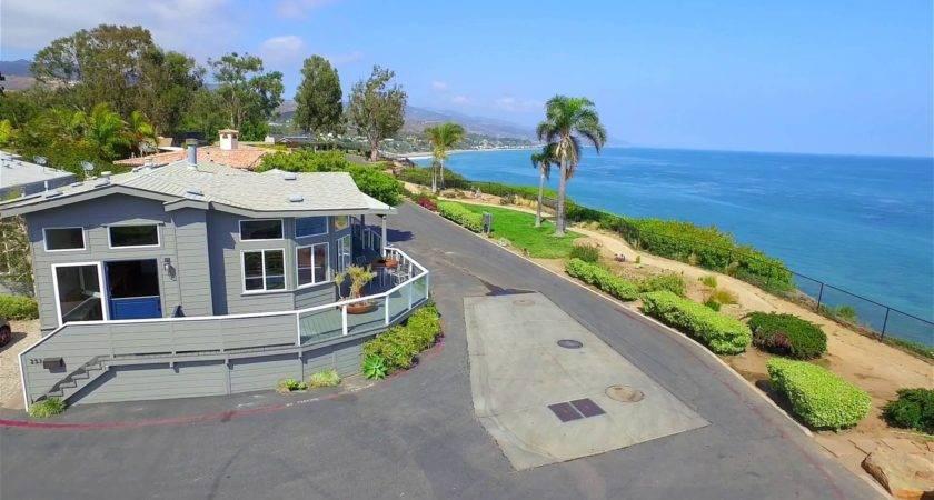 Paradise Cove Road Malibu Offered Ren Smith