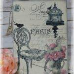 Paris Vintage Shabby Country Cottage Style