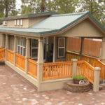 Park Model Crown Villa Resort Bend Oregon