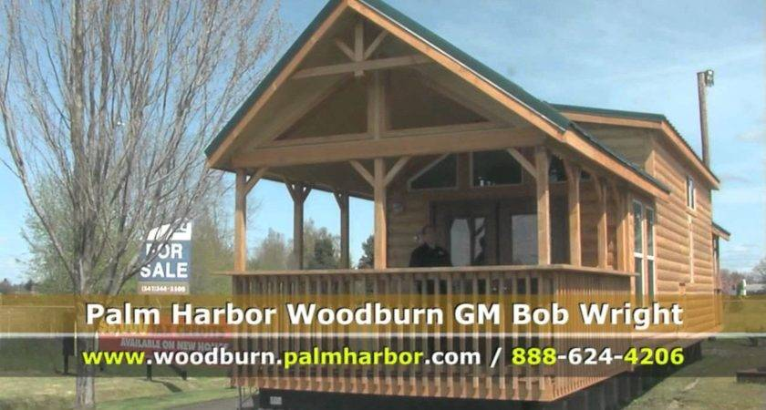 Park Model Home Oregon Palm Harbor Homes Youtube