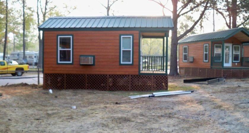 Park Model Homes Cabins