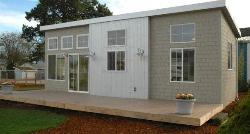 Park Model Homes Contemporary