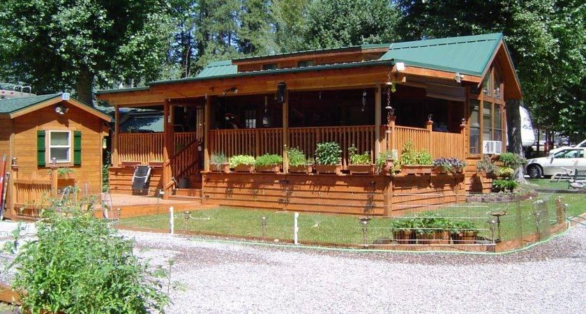 Park Model Homes Creekside Cabins Express