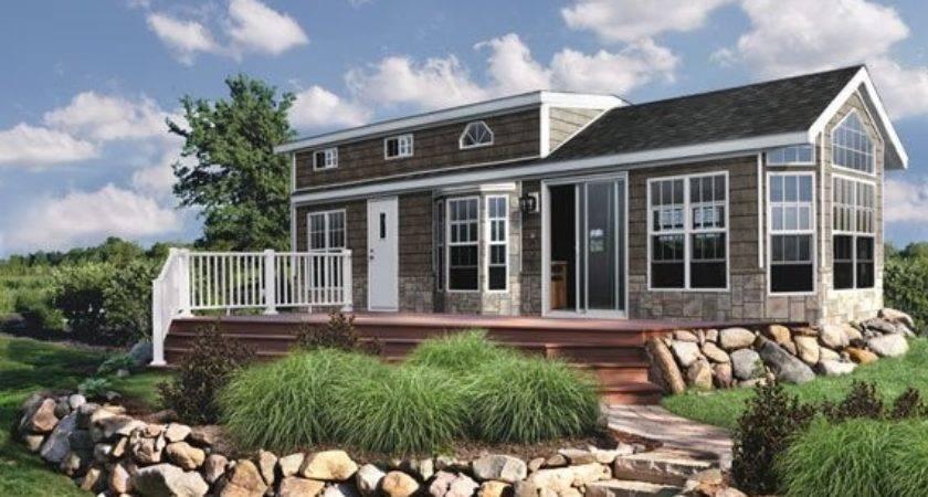 Park Model Homes Living