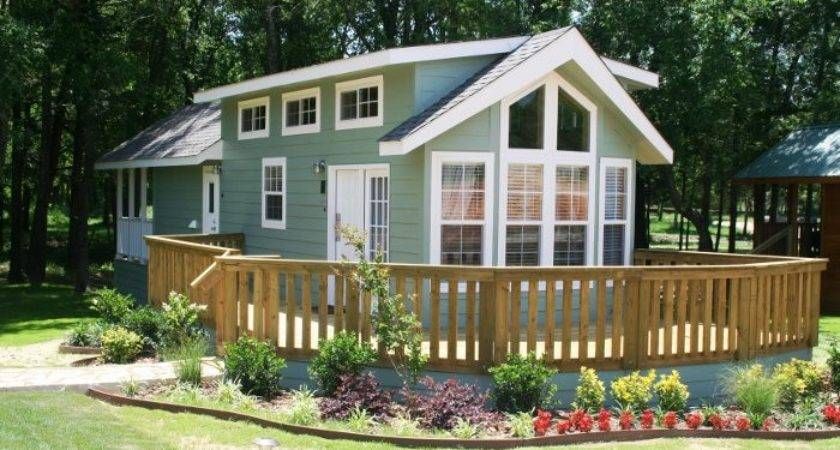Park Model Homes Manufacturers