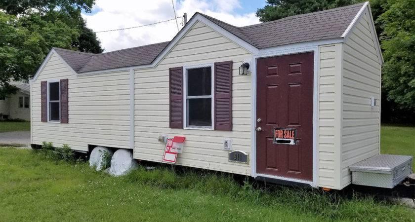 Park Model Trailer Tiny House Ebay