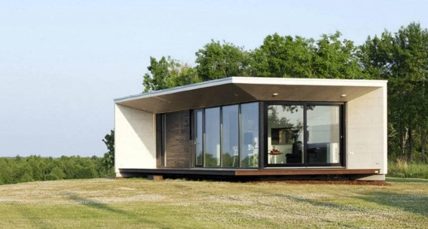 Passion Smart Design House Sustainable Prefab Fabulousness