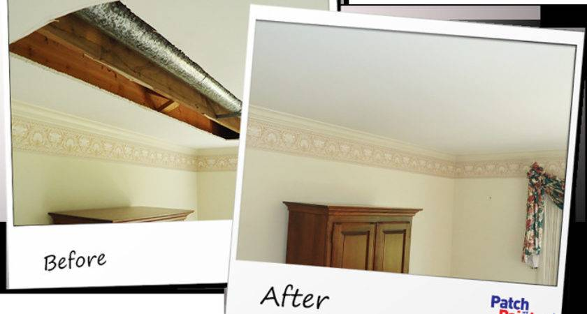 Patch Paint Pros Blue Bell Drywall Repair Company