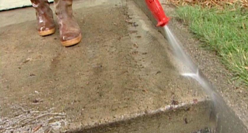Patch Resurface Concrete Steps Tos Diy