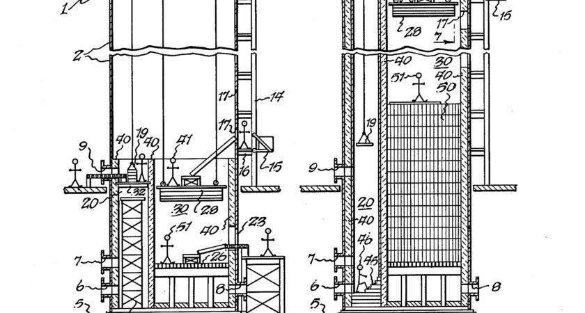 Patent Hot Blast Stove Erection Process