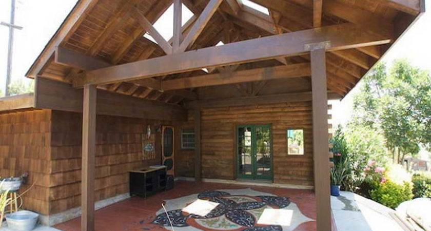 Patio Cover Diy Covered Ideas