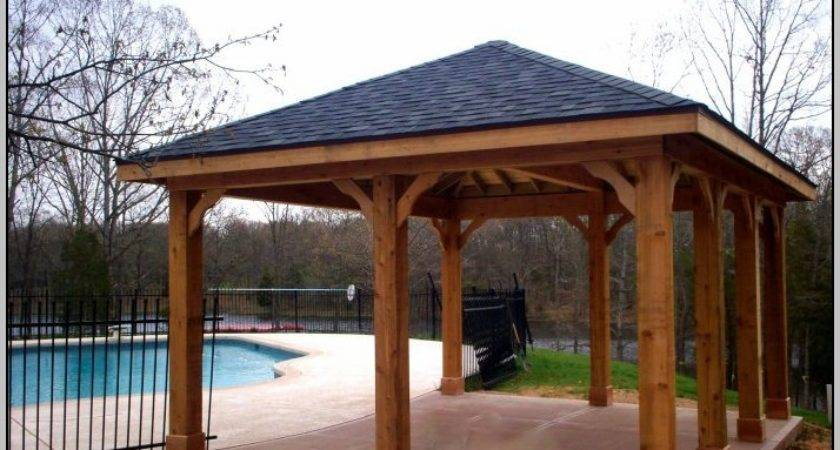 Patio Cover Plans Standing Patios Home Design