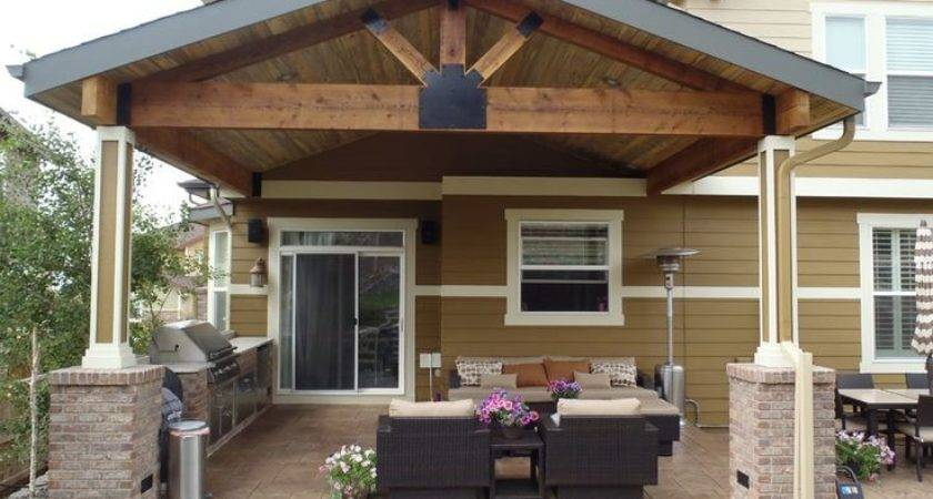 Patio Covers Create Perfect Balance Between Being
