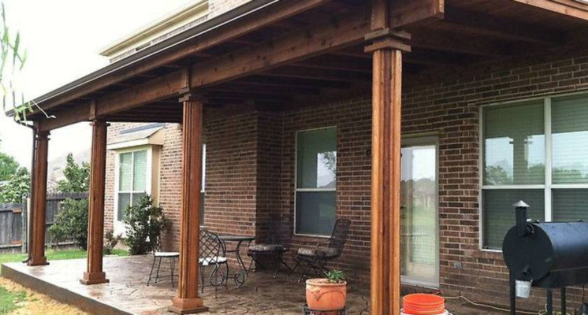 Patio Covers Dallas Covered Cover
