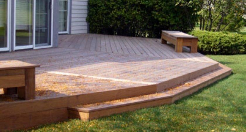 Patio Deck Back Yard Designs Easy Backyard