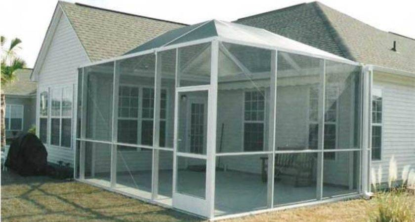 Patio Enclosure Kit Enclosed Kits Newsonair