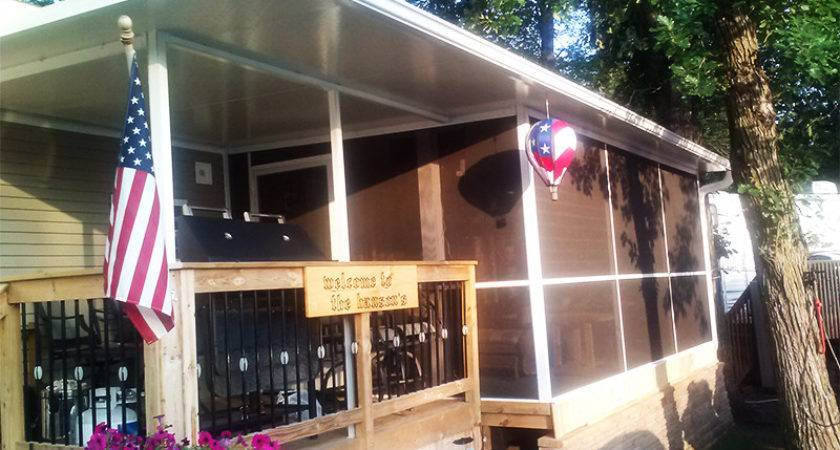 Patio Enclosures Mobile Homes Home Citizen