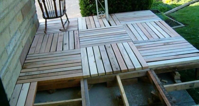Patio Furniture Made Pallets Bierwerx