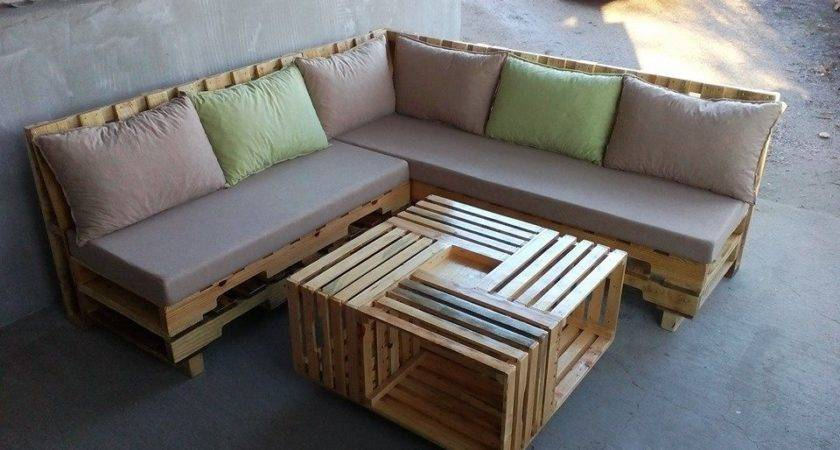 Patio Furniture Tutorial Diy Made Pallets