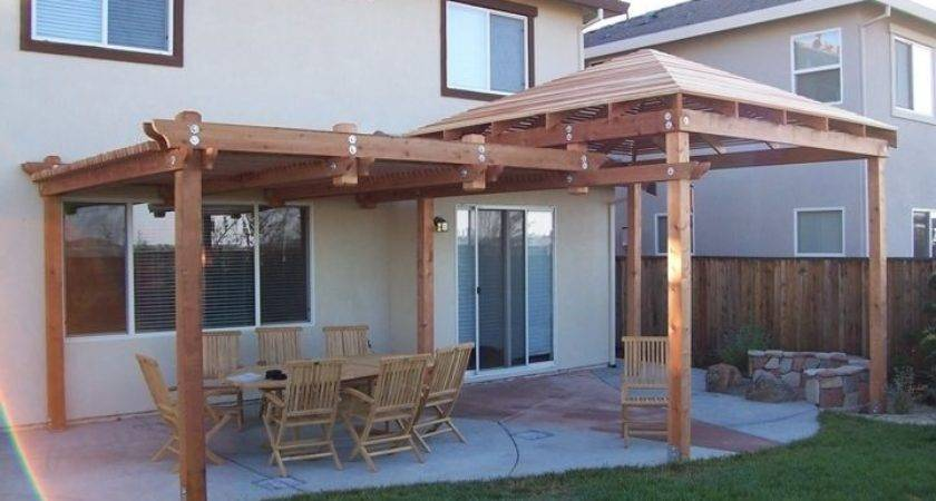 Patio Overhang Designs Desain Review