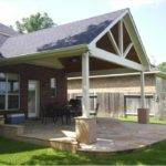Patio Overhang Ideas Covered