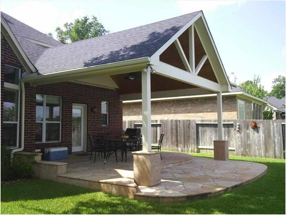 Patio Overhang Ideas Covered - Get in The Trailer on Backyard Overhang Ideas id=73724