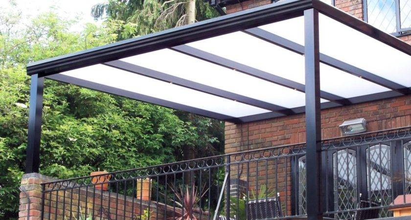 Patio Roof Ideas Garden Treasure