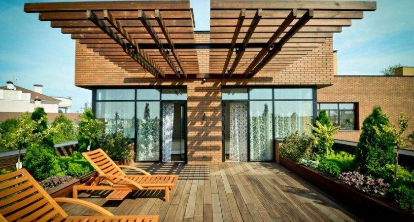 Patio Roof Ideas Landscaping Gardening